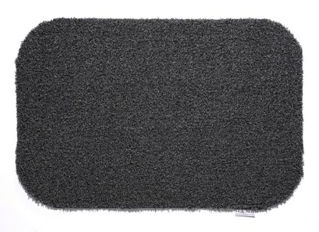 Hug Rug Original plains rug charcoal 80x100