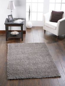 Chicago Shaggy Grey Rug Range