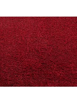 Chicago Shaggy Rug RED 133 CIR