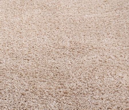 Origin Rugs Chicago Shaggy Rug LATTE 133 CIR