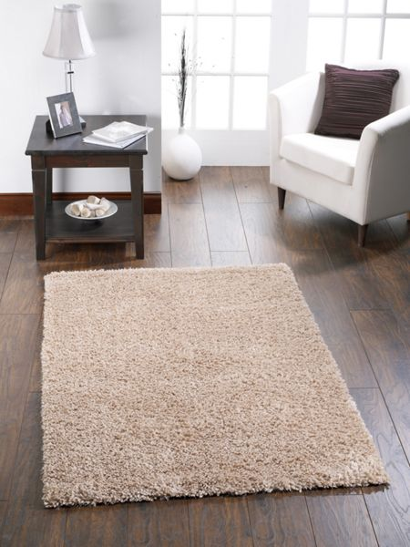 Origin Rugs Chicago Shaggy Rug LATTE 140/200