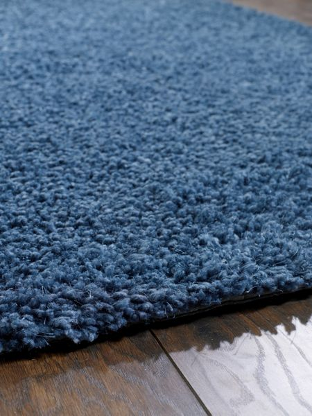 Origin Rugs Chicago Shaggy Rug DARK TEAL 160/230