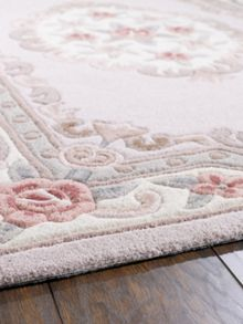 Origin Rugs Beige Shensi Circle Rug 120/120