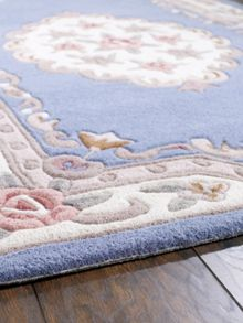 Origin Rugs Blue Shensi Circle Rug 120/120
