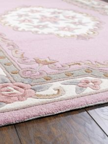 Origin Rugs Rose Shensi Circle Rug 120/120