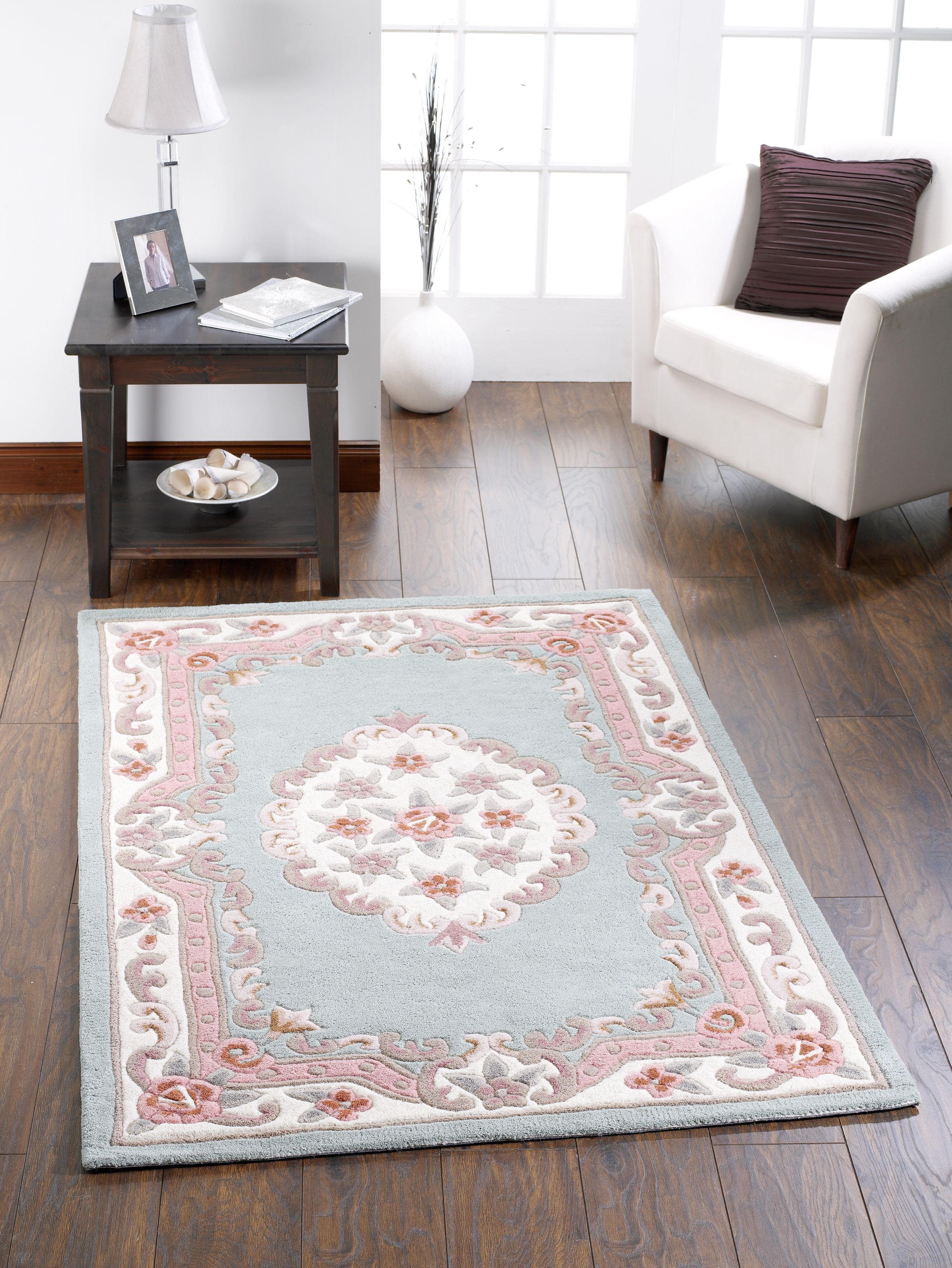 Click to view product details and reviews for Origin Rugs Green Shensi Rug 67210 Green.