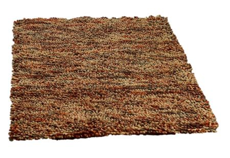 Origin Rugs Jellybean Burnt Orange 80x150