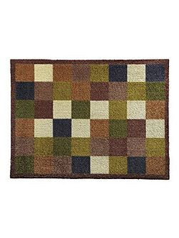Muddle Mat Check 1 50X75 doormat