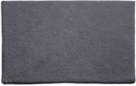 Hug Rug Bamboo Collection Graphite Plain 60x100