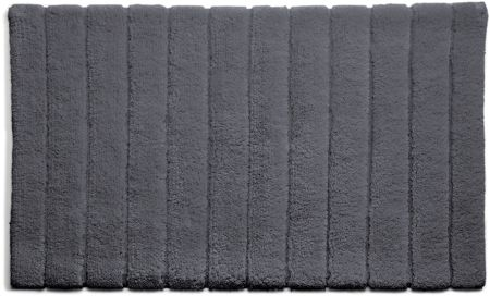 Hug Rug Bamboo Collection Graphite Stripe 60x100