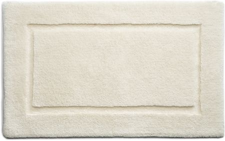 Hug Rug Bamboo Collection Cream Border 60x100