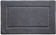 Hug Rug Bamboo Collection Graphite Border 60x100