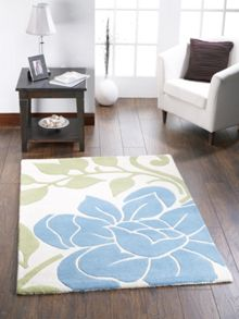 Origin Rugs Sasha Wool Rug Teal Range