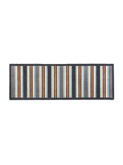 Muddle Mat Stripe 6 Runner 50X150 doormat
