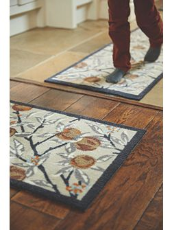 Muddle Mat Floral 2 Runner doormat