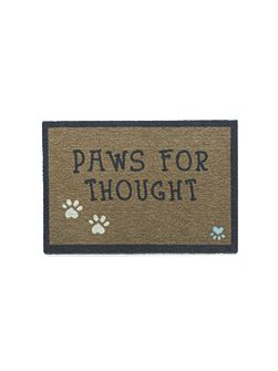 Howler & Scratch Thought 2 50x75 doormat