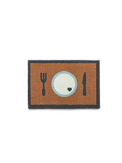 Howler & Scratch Dinner 3 40X60 doormat