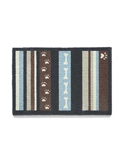 Howler & Scratch Dog Stripe 4 50X100 doormat