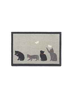 Howler & Scratch Catch 2 50X75 doormat