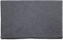 Hug Rug Bamboo Collection Graphite Plain 50x80