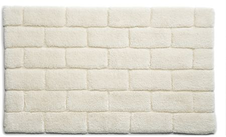 Hug Rug Bamboo Collection Cream Brick 50x80