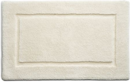 Hug Rug Bamboo Collection Cream Border Bath Mat 50x80