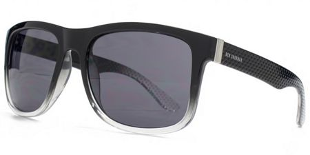 Ben Sherman 26BEN002 Clear Rectangle Sunglasses