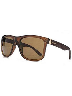 26BEN003 Crystal Rectangle Sunglasses