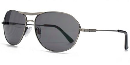 Ben Sherman 26BEN004 Dark Gun Aviator Sunglasses