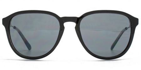 Ben Sherman 26BEN007 Black Clear Square Sunglasses