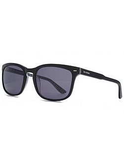 26BENP002 Black Square Sunglasses