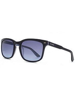 26BENP002 Navy Square Sunglasses
