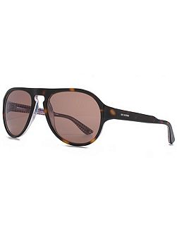 26BENP003 Tort Aviator Sunglasses