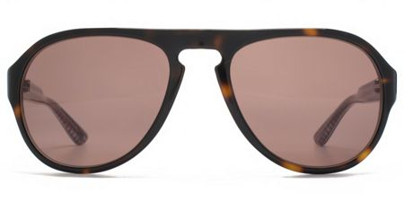 Ben Sherman 26BENP003 Tort Aviator Sunglasses