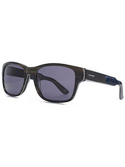 26BENP004 Grey Square Sunglasses