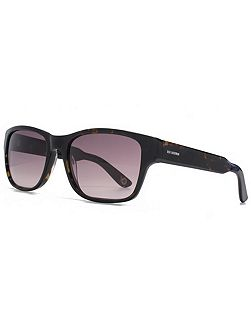 26BENP004 Tort Square Sunglasses