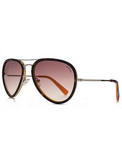 Supersonic 26HK001 Orange aviator