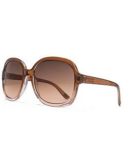 26AFS010 Gradient Square Sunglasses