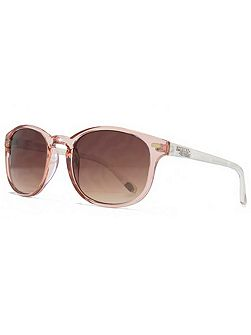26AFS016 Crystal Pink Square Sunglasses