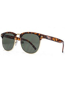 26AFS027 Demi Gold Wayfarer Sunglasses