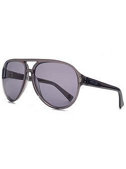 26HK008- GRY Cateye Sunglasses