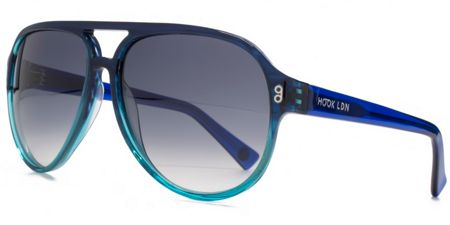 Hook LDN 26HK008- BLU Cateye Sunglasses
