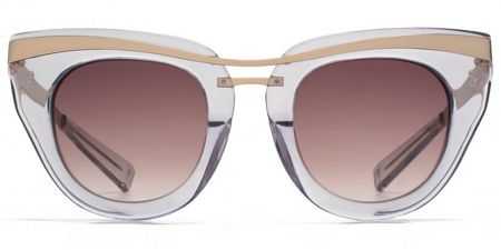 Hook LDN 26HK010- GRY Cateye Sunglasses