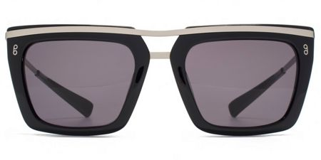 Hook LDN 26HK011- BLK Square Sunglasses
