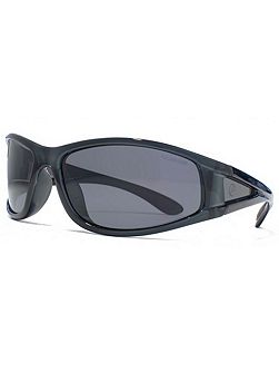26FRG145401 Grey Wrap Sunglasses