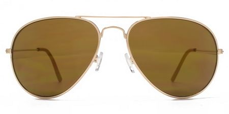 M: UK MUK147848 Gold classic aviator