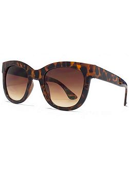 26MUK147854 Chunky Cateye Sunglasses