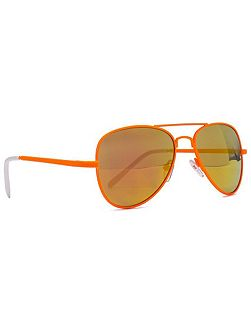 MNK208 Orange aviator