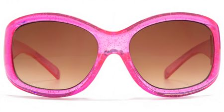 Monkey Monkey 26MNK212 Pink Wrap Sunglasses