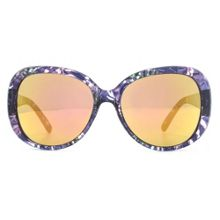 Monkey Monkey 26MNK228 Purple Tropical Sunglasses